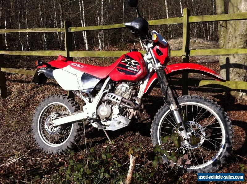 2000 Honda XR400R for Sale in the United Kingdom