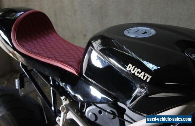 ... Custom Ducati 1098 Cafe Racer 2009 for Sale