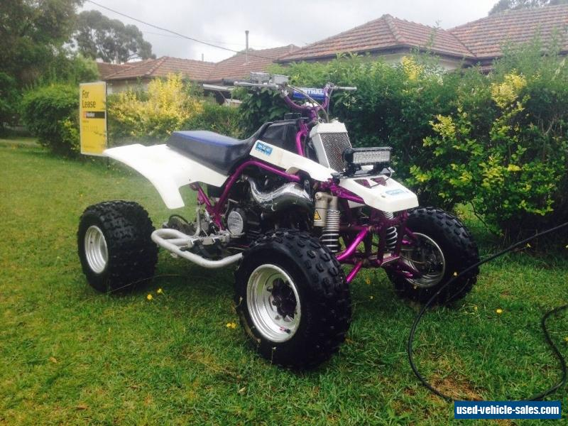 Yamaha Raptor For Sale