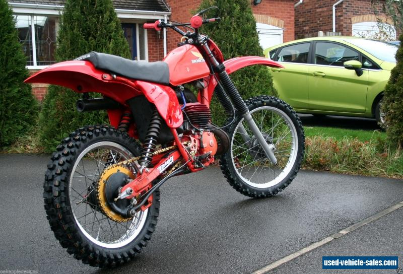1979 honda cr 250 for sale in the united kingdom. Black Bedroom Furniture Sets. Home Design Ideas