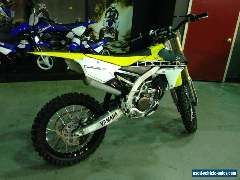 2016 yamaha yz for sale in canada for 1995 yamaha yz250 for sale