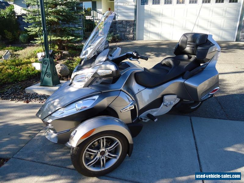 2012 can am spyder rt s for sale in canada. Black Bedroom Furniture Sets. Home Design Ideas