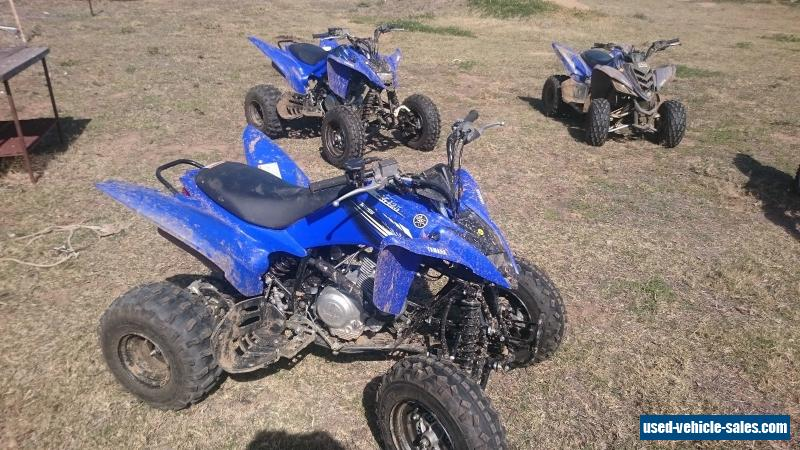 yamaha raptor for sale in australia