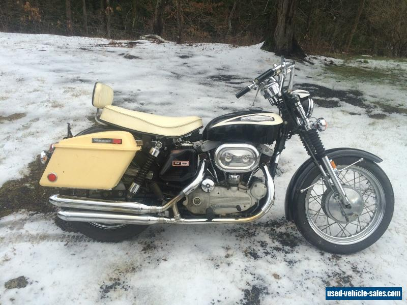 Harley Sportster For Sale >> 1970 Harley Davidson Sportster For Sale In The United States