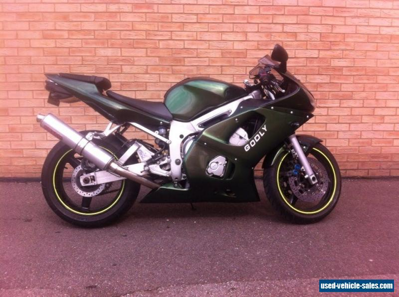 1999 yamaha r6 for sale in the united kingdom for Yamaha r6 600 for sale