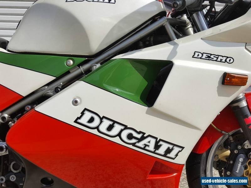 ducati 851 tricolore for sale in australia
