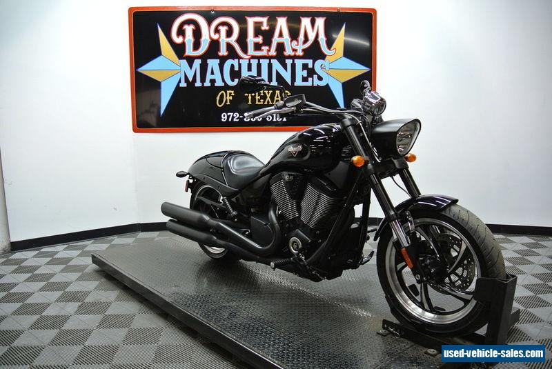 Victory Hammer 8 Ball >> 2015 Victory Hammer 8 Ball For Sale In Canada