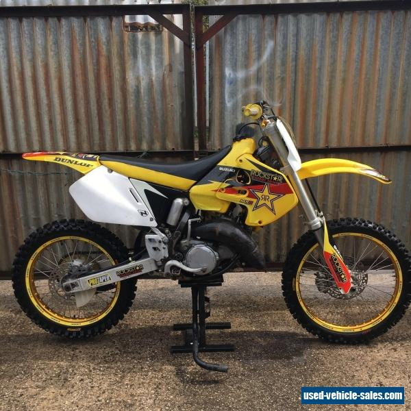 2000 suzuki rm for sale in the united kingdom. Black Bedroom Furniture Sets. Home Design Ideas