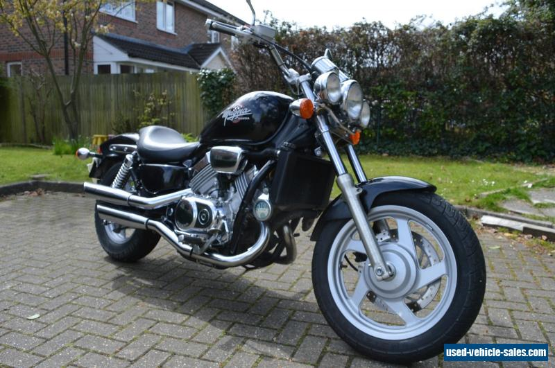 1993 honda vf750c magna for sale in the united kingdom. Black Bedroom Furniture Sets. Home Design Ideas