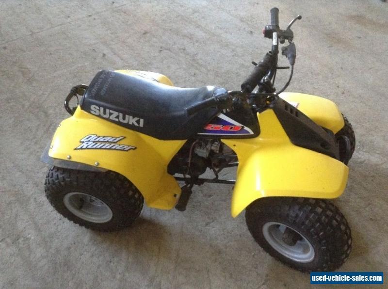 suzuki 4 wheeler 50cc for sale in australia. Black Bedroom Furniture Sets. Home Design Ideas