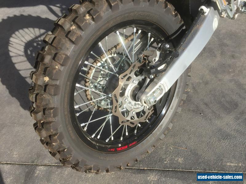 Yamaha Wr450 F 2014 50klms Only For Sale In Australia