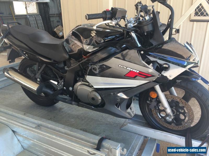 Suzuki GS500F for Sale in Australia