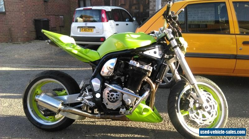 1998 Suzuki SUZUKI BANDIT for Sale in the United Kingdom