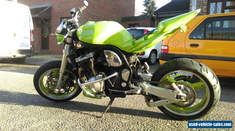 1998 Suzuki Suzuki Bandit For Sale In The United Kingdom