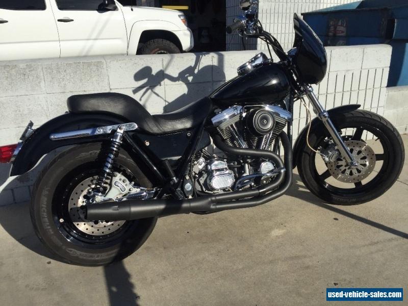 Fxr For Sale >> 2000 Harley Davidson Fxr For Sale In Canada