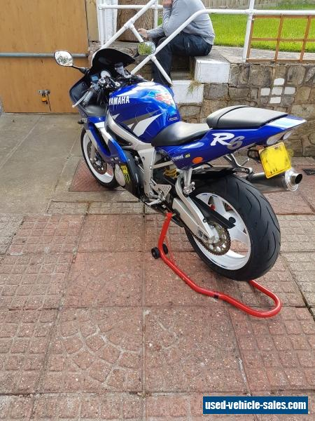 2001 yamaha yzf r6 for sale in the united kingdom for Yamaha r6 600 for sale