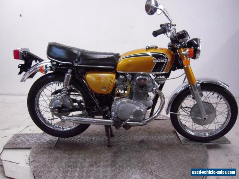 1972 honda cb350k4 for sale in the united kingdom. Black Bedroom Furniture Sets. Home Design Ideas