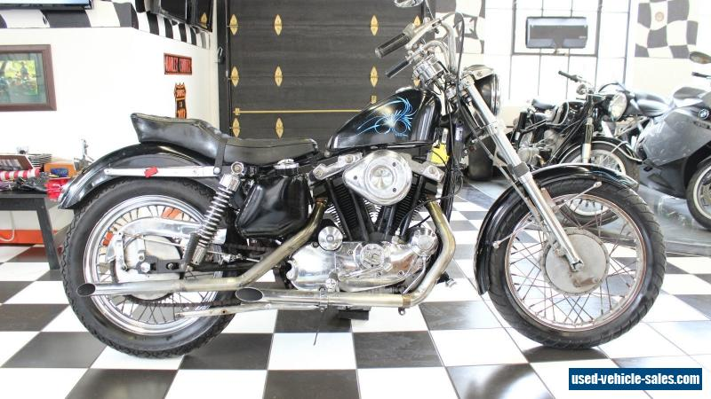 1971 harley davidson sportster for sale in the united states. Black Bedroom Furniture Sets. Home Design Ideas