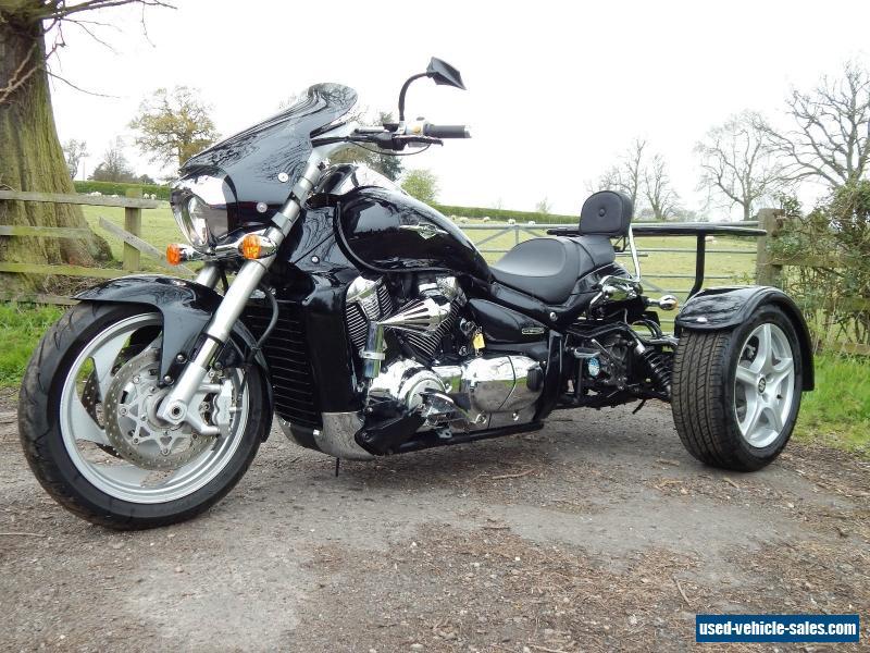2008 suzuki intruder m1800r for sale in the united kingdom for Motor trikes for sale uk