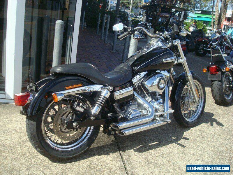 harley davidson fxdc dyna super glide custom for sale in australia. Black Bedroom Furniture Sets. Home Design Ideas
