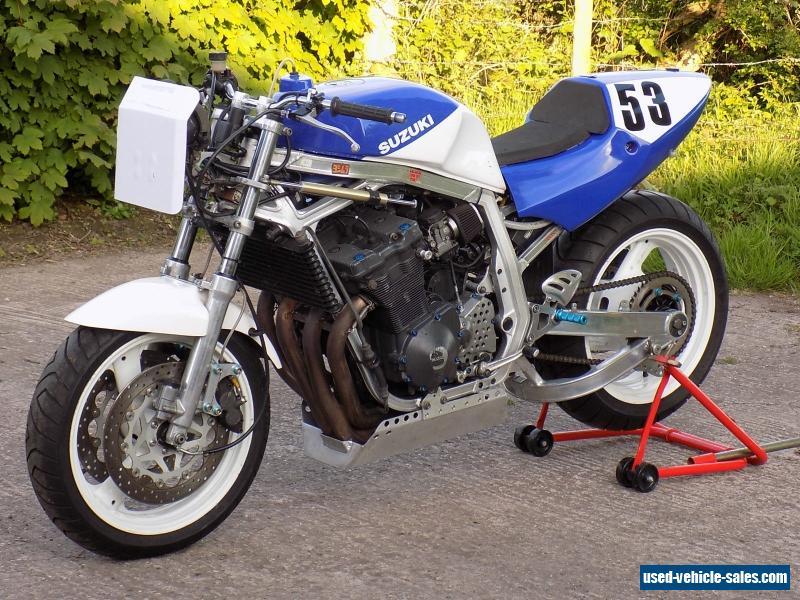 1986 Suzuki Gsxr750g For Sale In The United Kingdom
