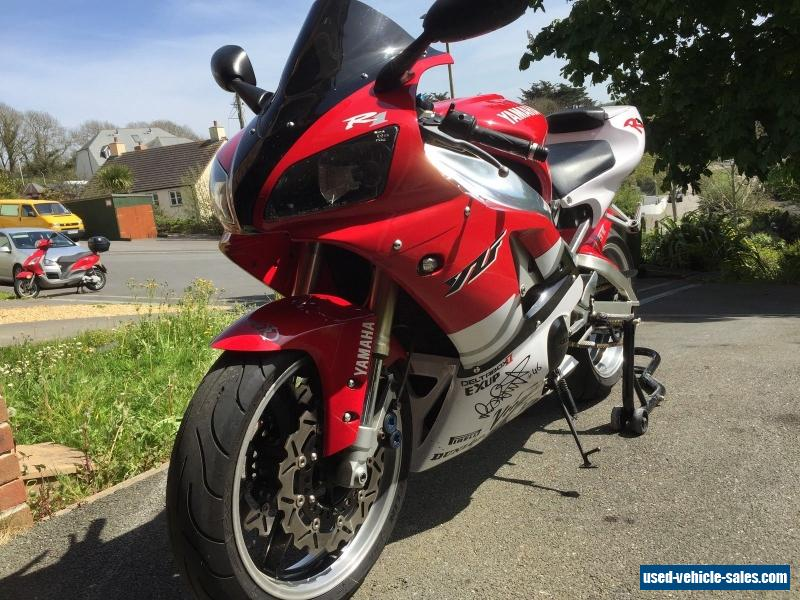 2000 Yamaha YZF-R1 for Sale in the United Kingdom