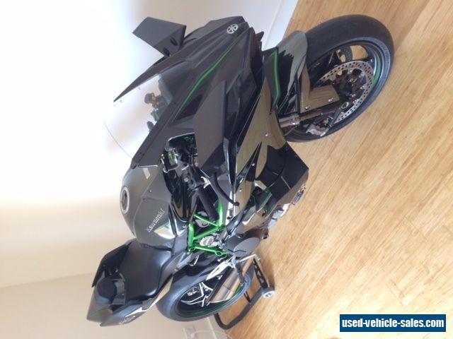 Kawasaki H2R For Sale >> Kawasaki Ninja H2r Zx1000p