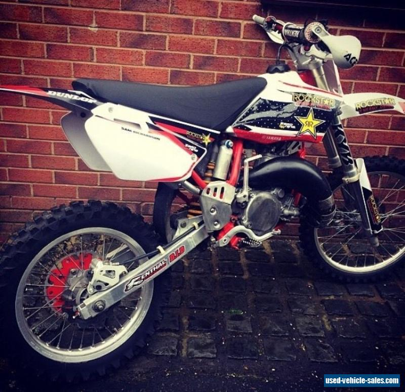 Yamaha YZ for Sale in the United Kingdom