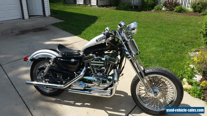 2003 harley davidson sportster for sale in canada. Black Bedroom Furniture Sets. Home Design Ideas
