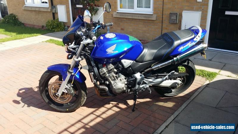 2003 honda 900 hornet for sale in the united kingdom. Black Bedroom Furniture Sets. Home Design Ideas