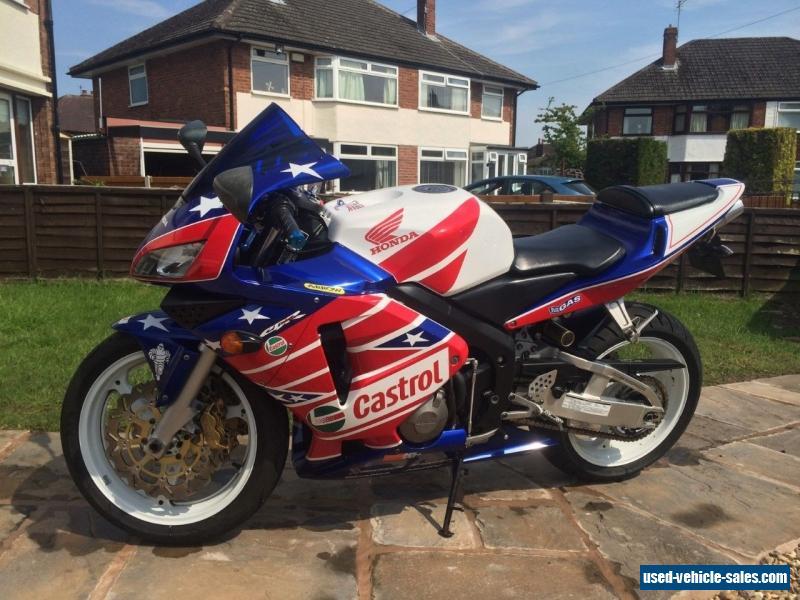 2004 Honda CBR600RR for Sale in the United Kingdom