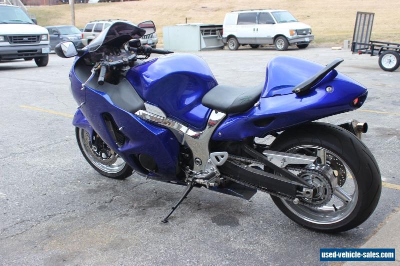 Suzuki Hayabusa Motorcycle Gloves