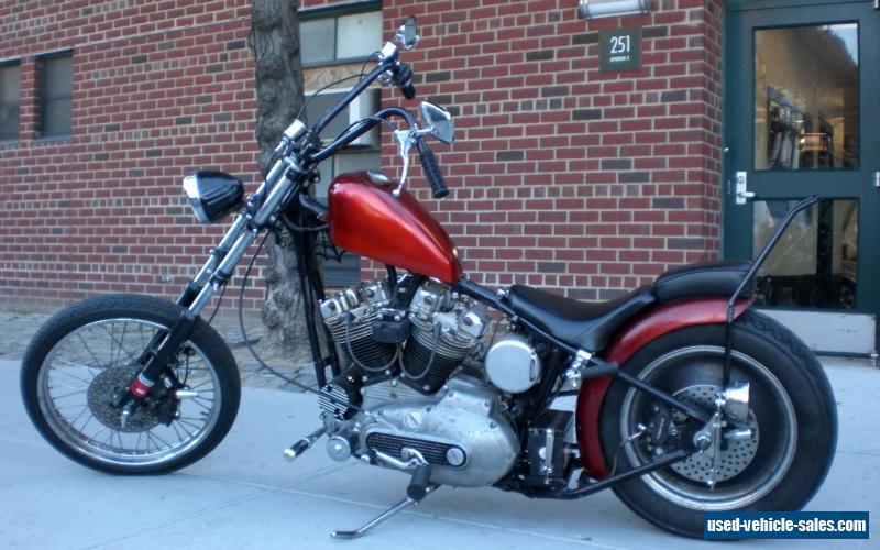 Harley Davidson Sportster on Sportster Ignition Wiring