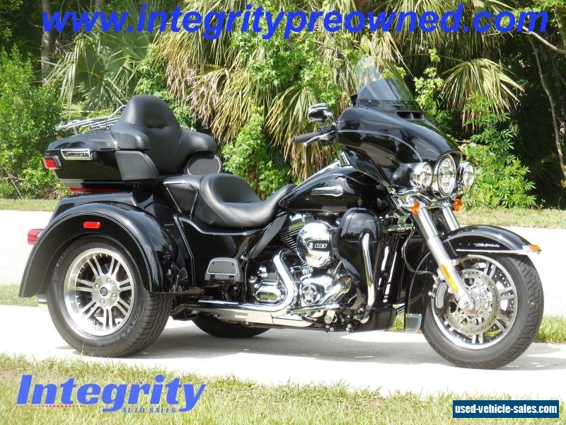 2016 Harley Davidson Tri Glide For Sale 47 Used: 2016 Harley-davidson Touring For Sale In The United States