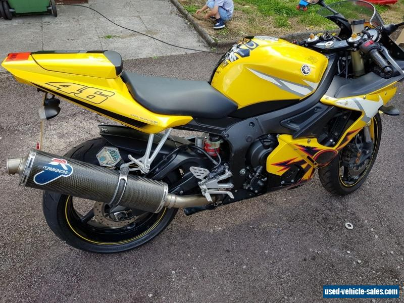 2006 yamaha r6 for sale in the united kingdom for 2006 yamaha r6 for sale