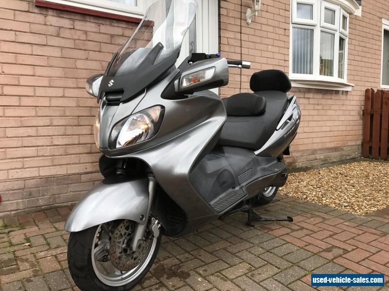 2010 suzuki burgman 650 executive for sale in the united kingdom. Black Bedroom Furniture Sets. Home Design Ideas