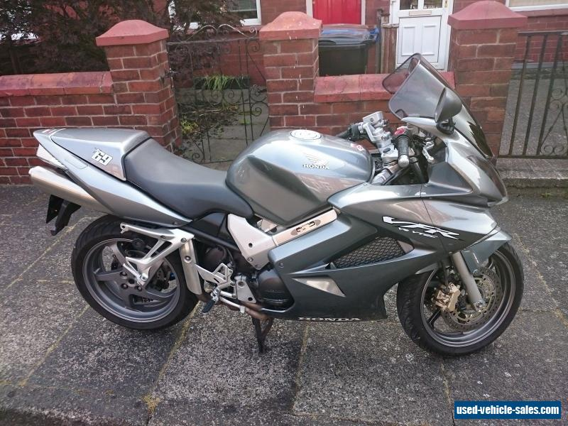 2008 honda vfr for sale in the united kingdom. Black Bedroom Furniture Sets. Home Design Ideas