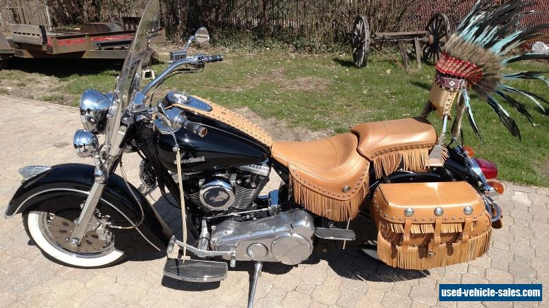2003 indian chief vintage for sale in canada for Vintage motor cycles for sale