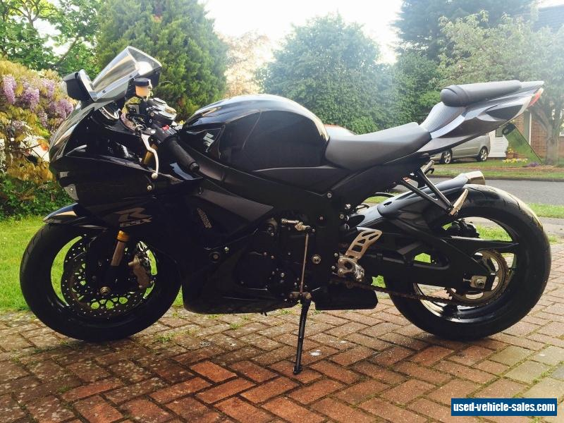 Suzuki Gsxr 750 For Sale >> 2013 Suzuki GSXR 750 for Sale in the United Kingdom