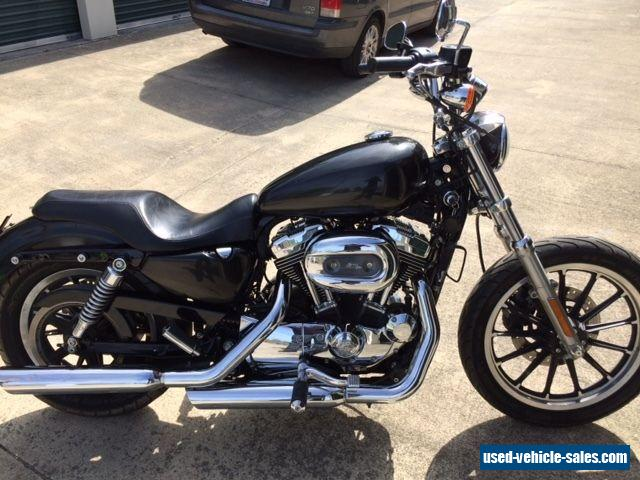 2007 harley davidson sportster for sale in canada. Black Bedroom Furniture Sets. Home Design Ideas