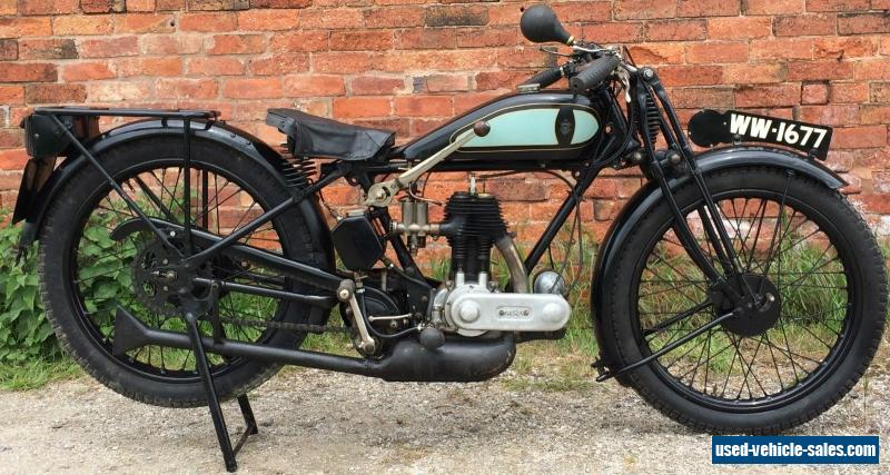 triumph 1928 luxe 500cc excellent running machine motorcycle motorcycles rating customer current