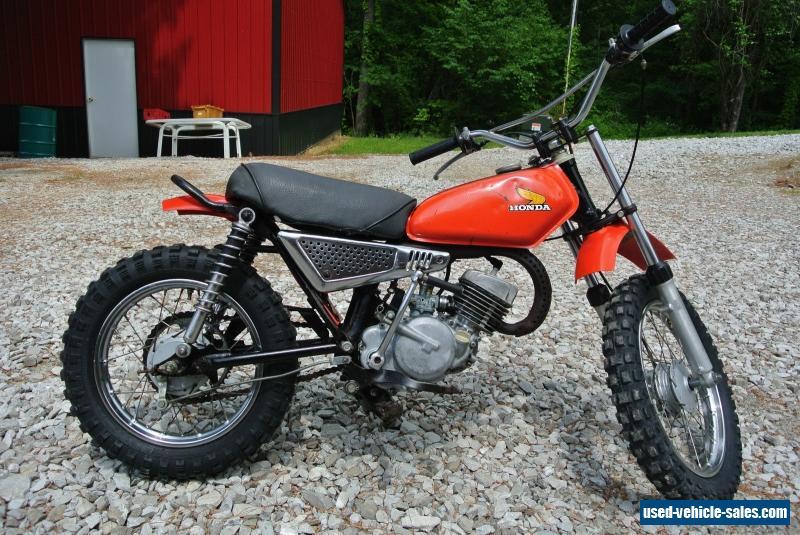 1974 Honda MR50 for Sale in Canada