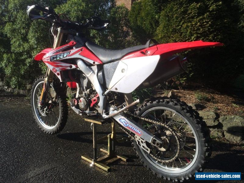 2004 honda crf 250 x for sale in the united kingdom. Black Bedroom Furniture Sets. Home Design Ideas