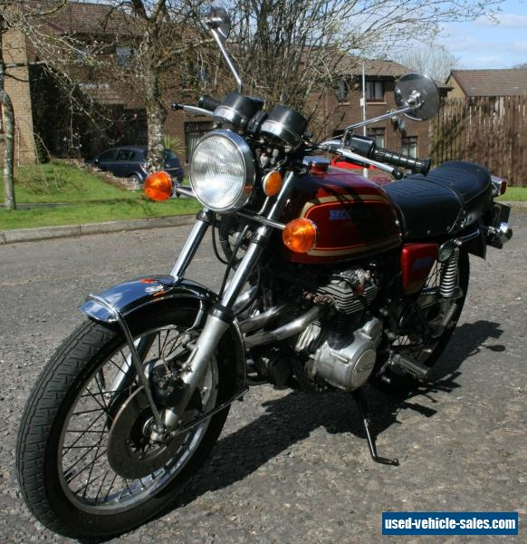1977 honda cb400f for sale in the united kingdom for Honda cb400 for sale