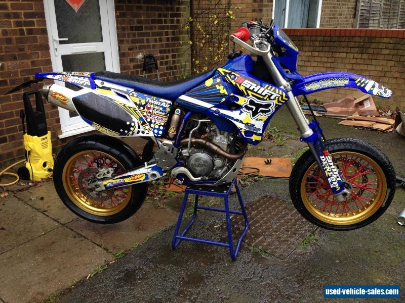 yamaha wr250f supermoto pictures to pin on pinterest. Black Bedroom Furniture Sets. Home Design Ideas