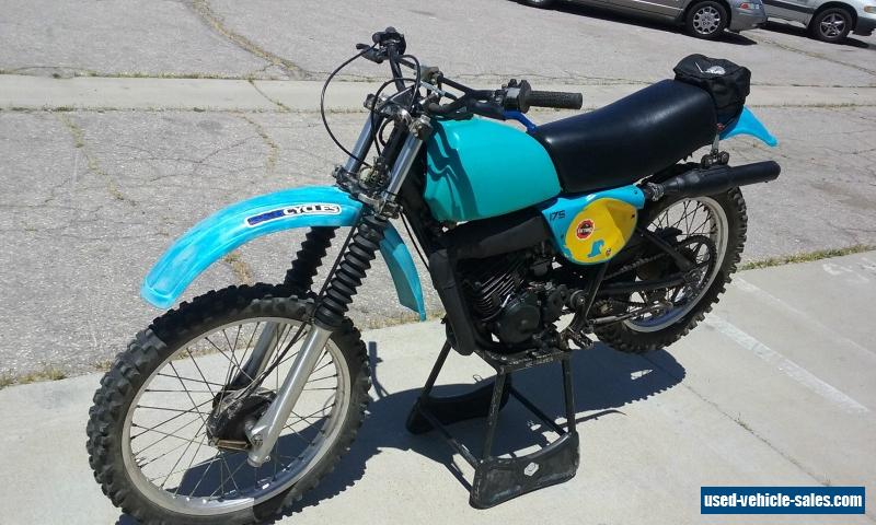 1978 yamaha it175 it 175 for sale in canada for Yamaha rally bike for sale