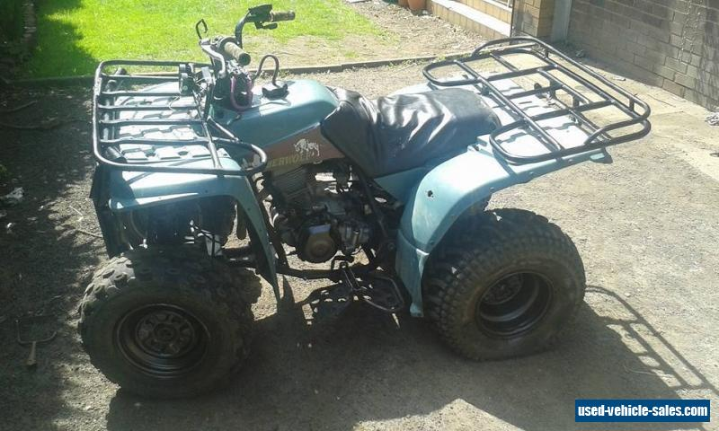 1996 Yamaha Timberwolf For Sale In The United Kingdom