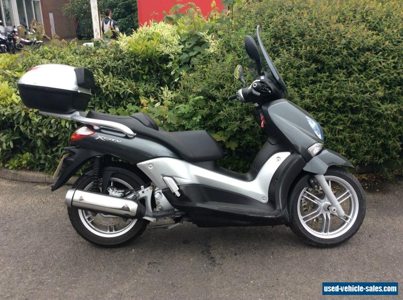 2011 yamaha x city 250 for sale in the united kingdom. Black Bedroom Furniture Sets. Home Design Ideas