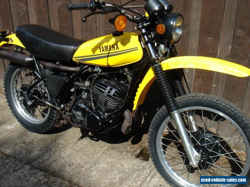 Yamaha dt 250 classic motor cycle for sale in the united for Yamaha 250 scrambler for sale