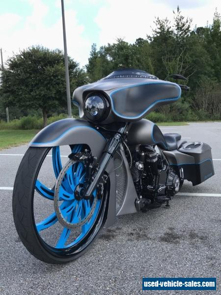 2007 Harley Davidson Touring For Sale In The United States